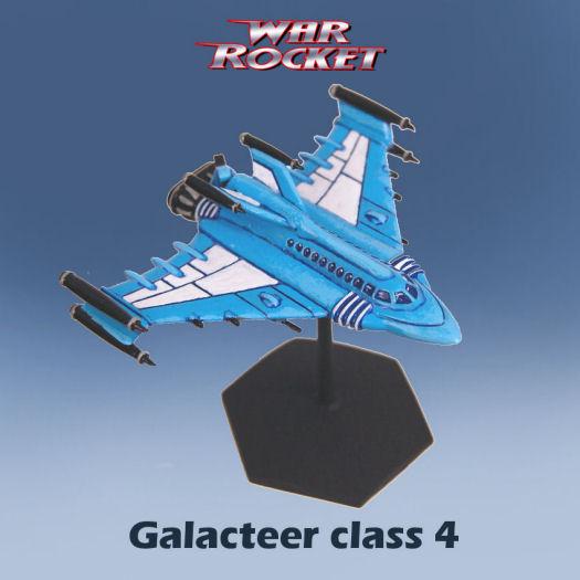 Galacteer Class 4