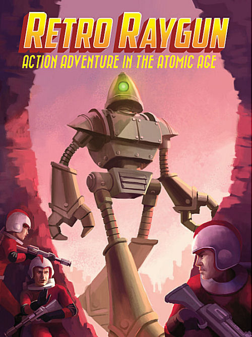 Retro Raygun-Action Adventure in the Atomic Age