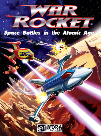 War Rocket rulebook