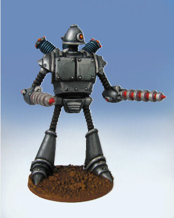 Warbot Destroyer
