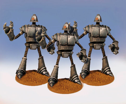 Warbot Unit (Pack of 3)